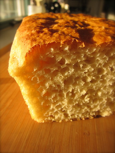 James Beard's English Muffin Bread