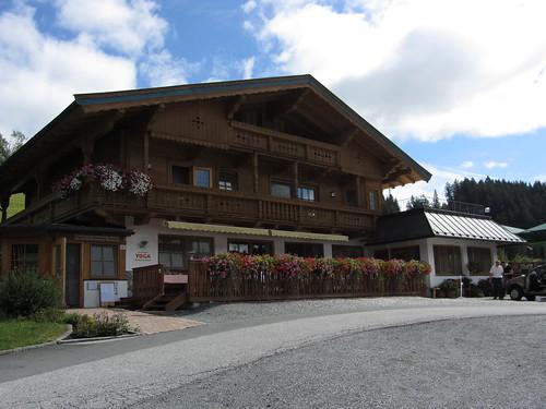 Sivananda Yoga Centre in Reith, Austria