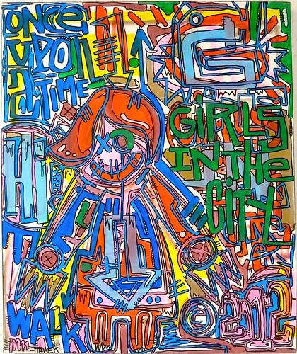 Girl in the city by Tarek by Pegasus & Co
