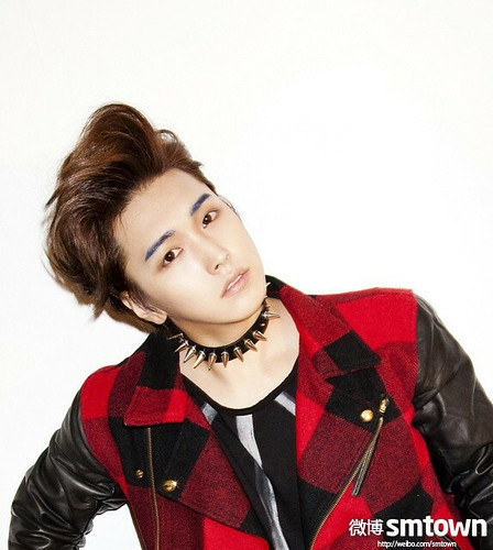 130106 Super Junior-M Break Down Official Photos - SUNGMIN [1P] by stormmusic325