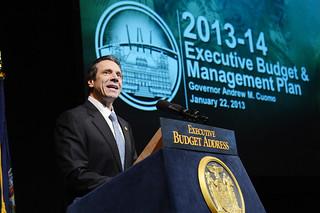 2013-14 Executive Budget Address