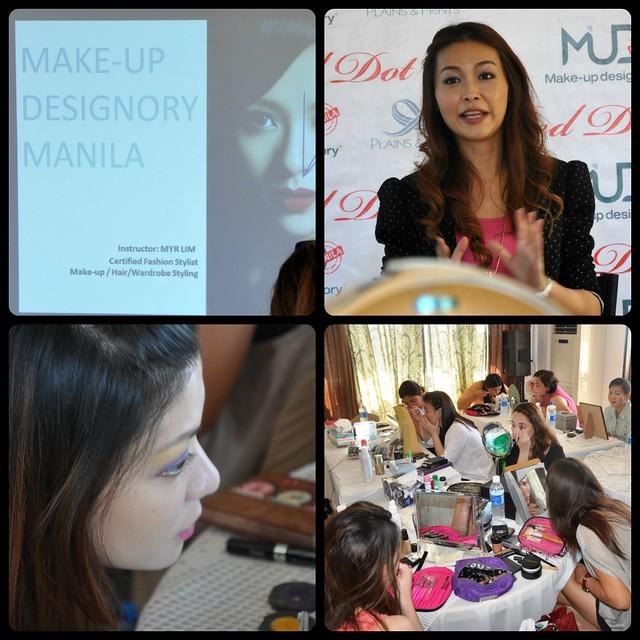 Make-Up Designory  Class