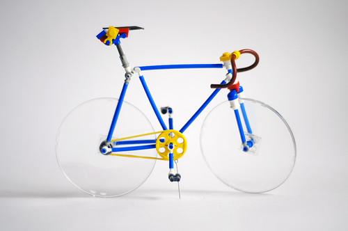 Lego Bicycle 1