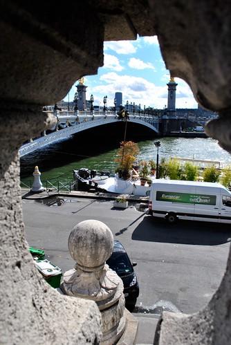 Paris - Pont des Alexandre III
