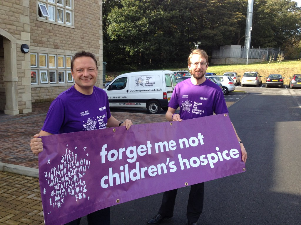 Jason to Run London Marathon for Children's Hospice