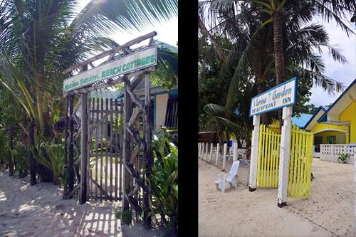Marina Garden Inn Gate, El Nido, Palawan