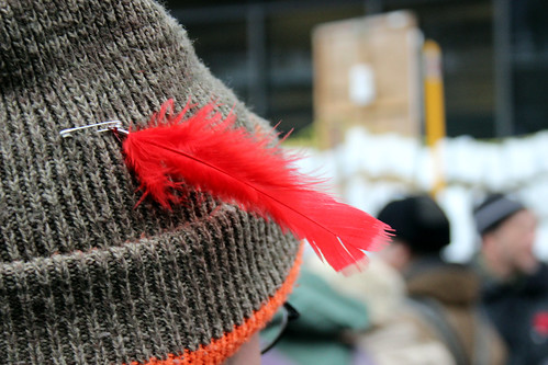 2013-01-11 - #manifencours #Solidarité #IdleNoMore #Montréal #J11