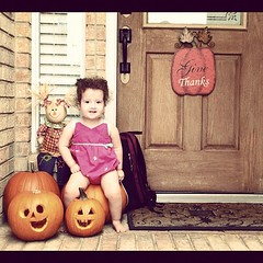 Lucia pumpkins