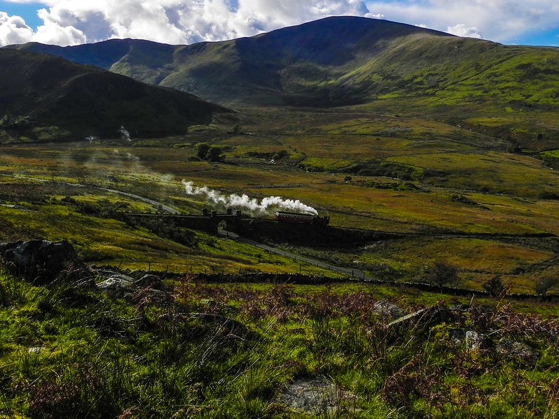 Snowdon Mountain Valley Railway