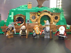 Hobbit Unexpected Gathering 1