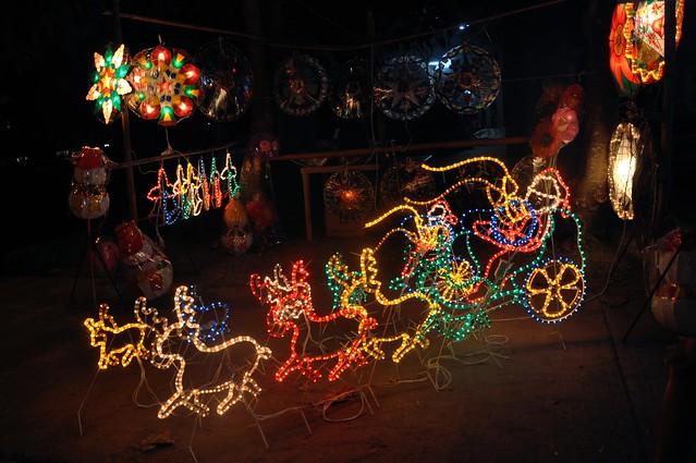 Roadside Parol (Christmas Lantern) Stand