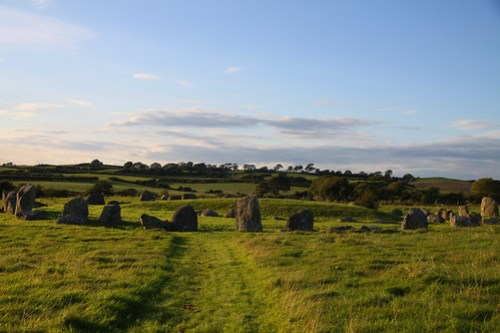 (Ireland) Ballynoe, Autumn Equinox
