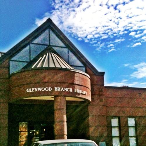 Glenwood Library by Greensboro NC