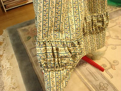 Yellow Day Dress Trim