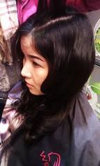 Kiểu tóc dài uốn xoăn Retro đi dự tiệc Hair salon Korigami 0915804875 (www.korigami (8)