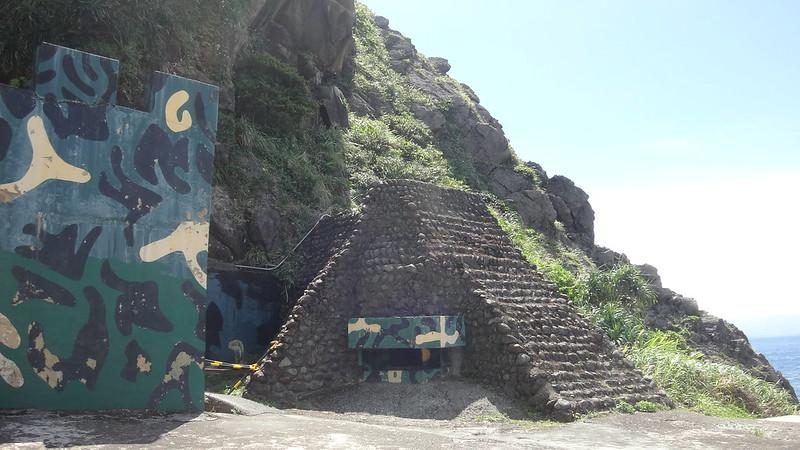 龜山島坑道5