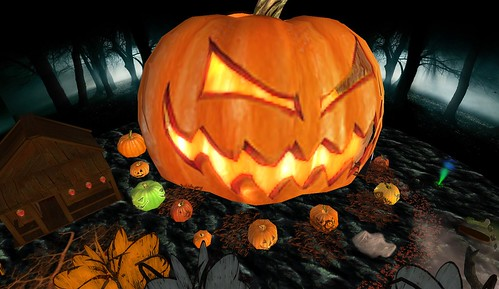 Pandoran Halloween