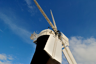 Holgate windmill October 2012 5