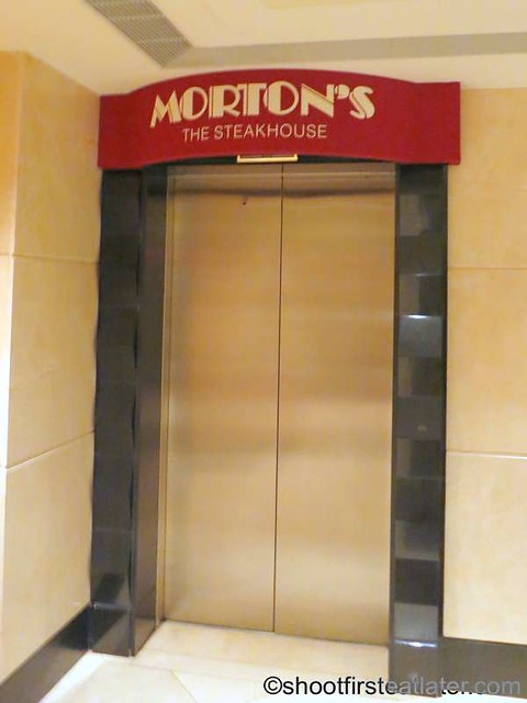 Happy Hour at Morton's HK