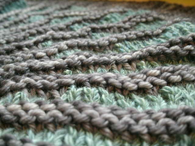 spectra scarf close-up