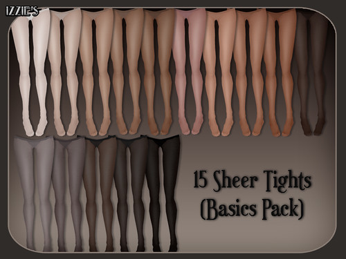 Sheer Tights (Basics)
