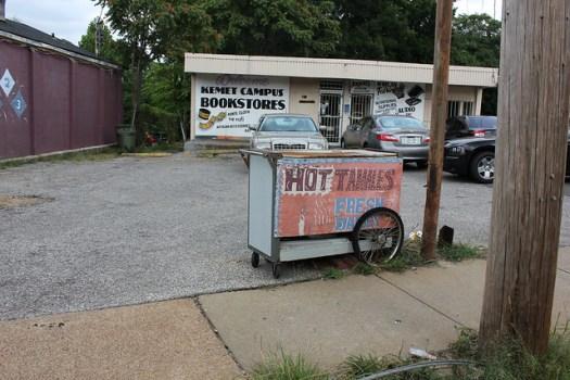 Hot Tamale Cart, Memphis