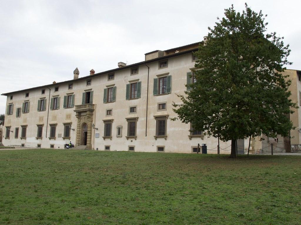 Villa Medicea di Castello, Firenze
