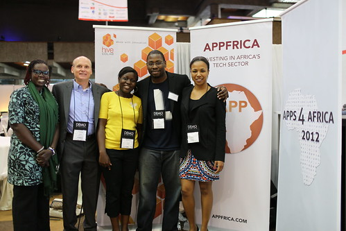 Appfrica at DEMO Africa 2012