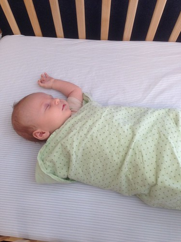 Sleeping at daycare