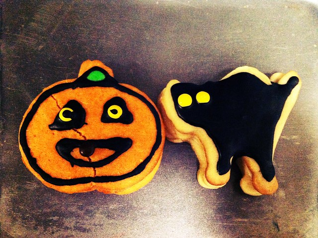 trick-or-treat cookies 19