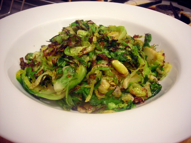 "Brussels sprouts ""home fries"""