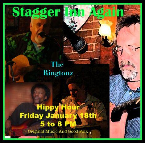 Stagger Inn 1-18-13