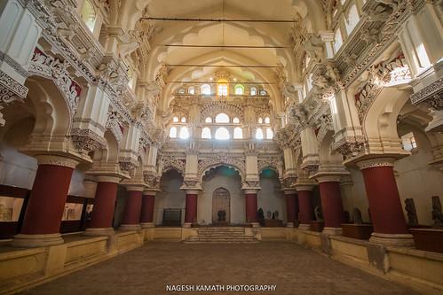 Ranga Vilas in Nayakkar Palace
