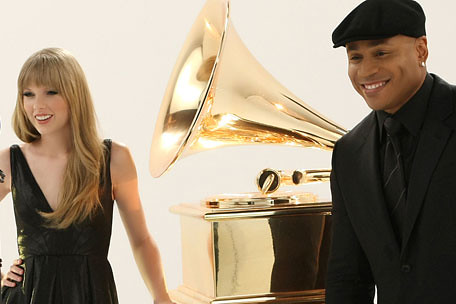 Taylor swift & LL COOL J