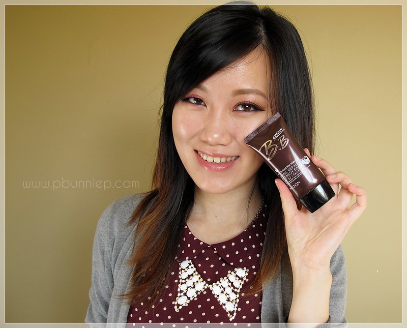 Mizon bb cream_fotd2