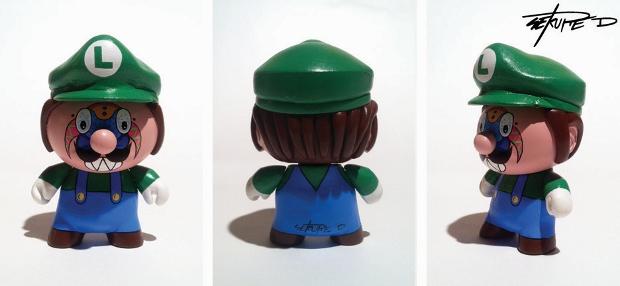 Luigi by Sekure D