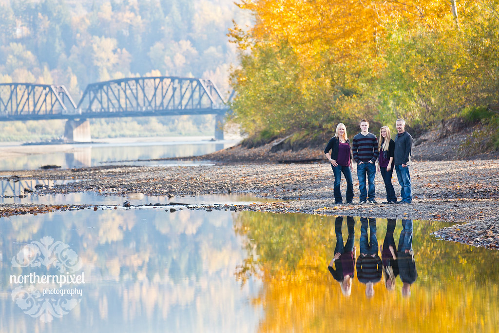 Prince George BC Family Photos - Cottonwood Island Park