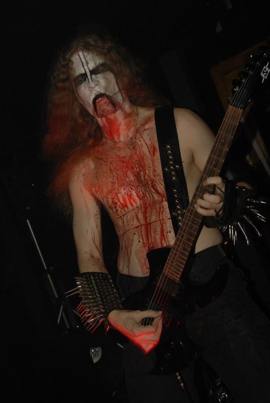 Velnias of Darkened Nocturn Slaughtercult