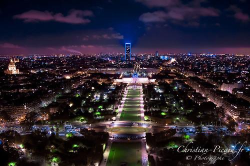 2 Vue de la Tour Eiffel Par Christian Picard