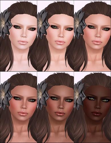 Glam Affair | Amberly | Tones