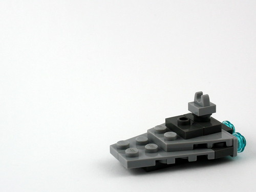 Day 4 - Star Destroyer