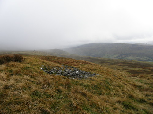 Looking back towards Wildboar Fell
