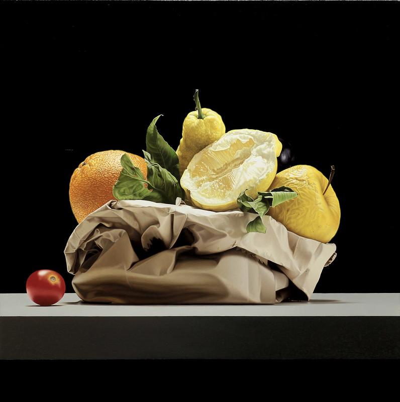 Il sacchetto di frutta