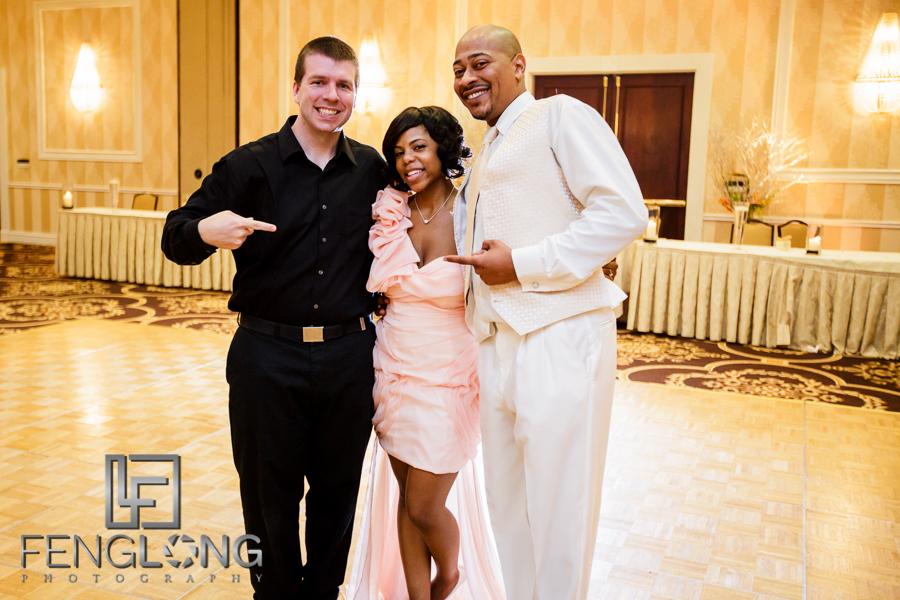 Celisse & Richard's Wedding | Hilton Marietta Conference Center & Turner Chapel AME | Atlanta Liberian Wedding Photographer