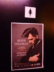 Hugh Coltman @ Café de la Danse 2012