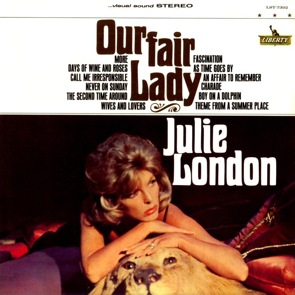 Julie London - Our Fair Lady