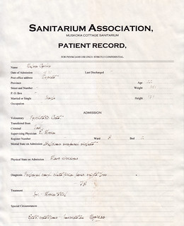 Patient Record 7