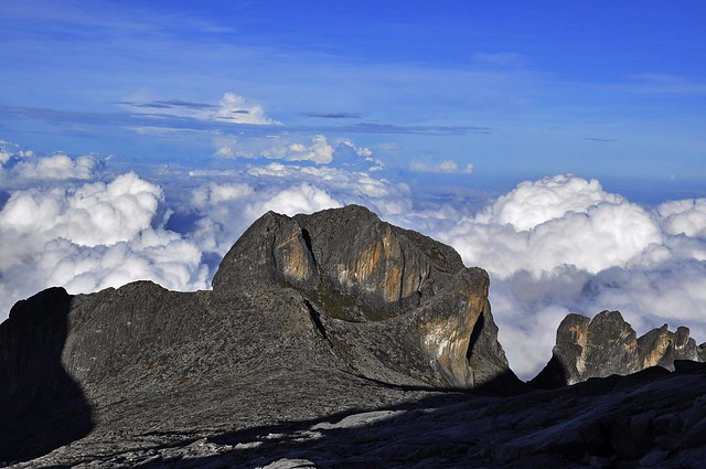 Oyayubi Iwu Peak, Alexandra Peak & Dewali Pinnacles