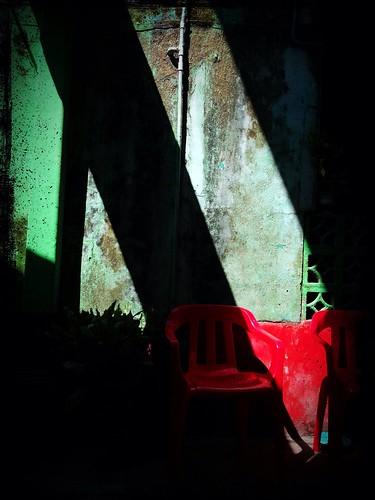 Geometría de la luz by Julio César Correa