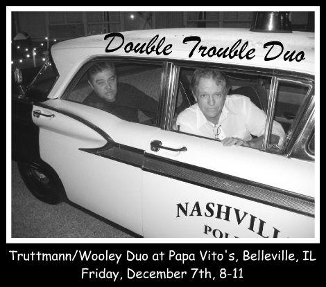 Truttmann/Wooley 12-7-12